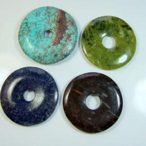 Pi-Ringe (Donut) 50+60mm