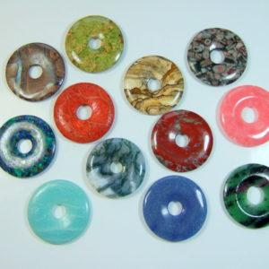 Pi-Ringe (Donut) 30mm