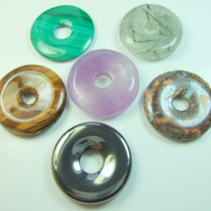 Pi-Ringe (Donut) 25mm